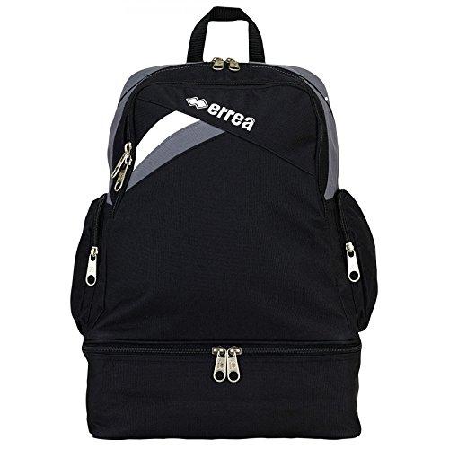 FLYN Rucksack · mit Schuhfach Größe ONESIZE, Farbe schwarz-anthrazit-weiß, Farbe schwarz - anthrazit - weiß Wilson Fußball Grün