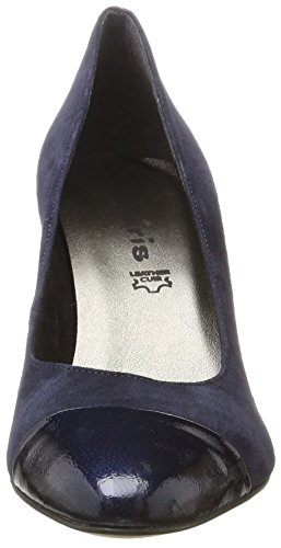 Tamaris 22442, Scarpe con Tacco Donna Blu (Navy/patent)