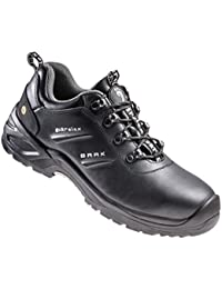 Baak 72112-40 Rene2 Sandale S1P Taille 40 noir/jaune QZzzb6U