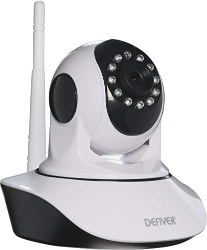 Denver Indoor IP-Kamera - 'IPC-1031', 1 Megapixel Überwachungskamera