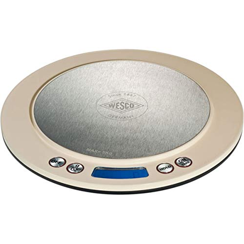 Wesco 322 251-23 Digital-Waage, mandel