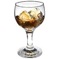 Set de 4 puntas Luminarc alegre 7 oz transparente copas de Borgoña (,
