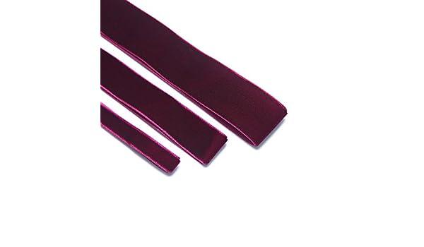 25mm Edition Sp/éciale Prix de Gros 19mm Neotrims Ruban fran/çais Nastro Ruban en Velours d/'Excellente Qualit/é Doux et Luxueux 16 Couleurs Disponibles 3 Tailles/: 10mm