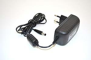 i.norys 12V Universal Netzteil Ladegerät Ladekabel für verschiedenste Geräte Western Digital WD externe Festplatten u.v.m.