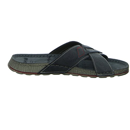 Inblu GG02JO19-S14 Herren Pantolette sportlicher Boden Grau (Grau)