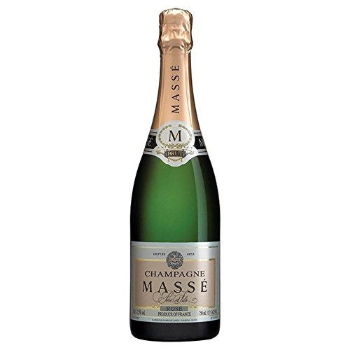 Masse Rose Champagne NV 75cl - (Packung mit 6)