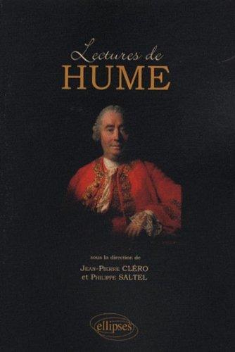 Hume par Jean-Pierre Cléro, Philippe Saltel, Collectif