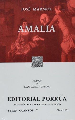 Descargar Libro Amalia de Jose Marmol