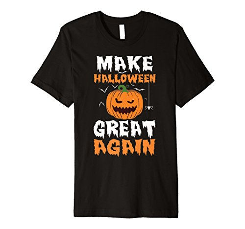 (Make Halloween Great Again Funny T-shirt)