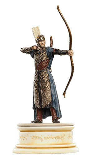 Lord of the Rings Chess Collection Nº 58 HELM'S Deep Archer 1