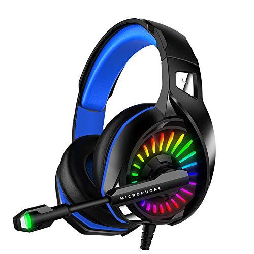 WZTO Auriculares Gaming para PS4