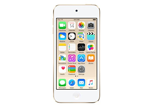 Apple MKHT2FD/A iPod Touch 32GB Speicher gold (Ipod 4 Gb Gen 32)
