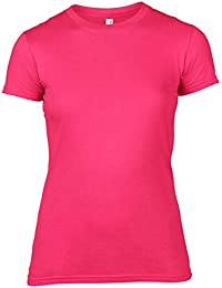 Anvil - T-shirt - Moderne - Femme