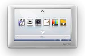 Cowon O2  MP3-/Video-Player 32 GB (10,9 cm (4,3 Zoll) TFT LC-Display, Mikrofon, Lautsprecher, SD/SDHC/MMC-Kartenslot, USB 2.0) weiß
