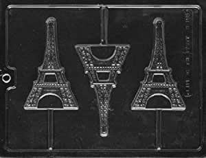 Home Chocolate Factory Eiffel Tower Chocolate Mould by Home Chocolate Factory