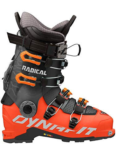 Dynafit, scarponi da sci, Dynafit, fluo orange-general lee, 27 1/2