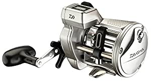 Daiwa Accudepth Plus 47LCBL Angelrolle