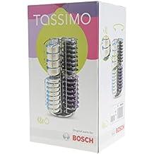 Tassimo-Dispensador de cápsulas para 48 T-discs rotativos