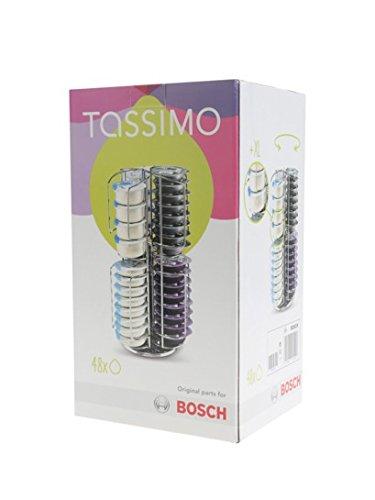 Tassimo - Distributeur de Capsules Rotatifs pour 48 T-discs