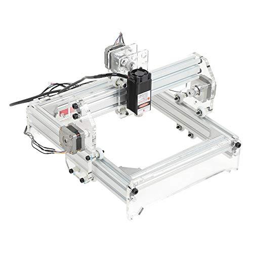 TOPQSC 20 X 17 cm Laser Graviermaschine DIY Kit Schnitzen Instrument CNC Laser Engraver Kits Für Schneiden CNC Drucker Desktop Holz Cutter Für Anfänger