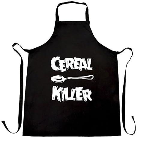 Cereal Killer Löffel Lustige Frühstück Speisen, Humor, Slogan Chef Scherze