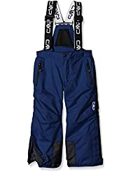 CMP–Pantalón de esquí para niño, otoño/invierno, niño, color Nautico, tamaño 128