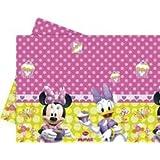 Disney, minnie mouse, 27309, mantel para fiestas y cumpleaños 120x180 cms