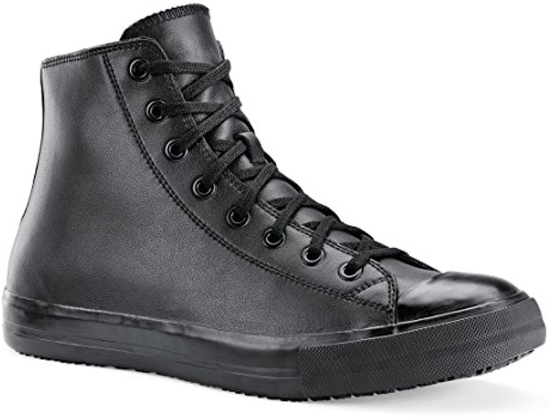 Zapatillas para Crews 37711-44/9.5 PEMBROKE Unisex de piel de alta calidad Casual Zapato, Talla 9.5 UK, Negro -