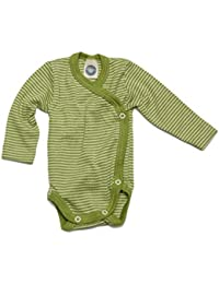 Cosilana Baby Wickelbody aus 70% Wolle und 30% Seide kbT