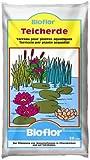 Bioflor Premium Teicherde Wasserpflanzenerde 20 Ltr.