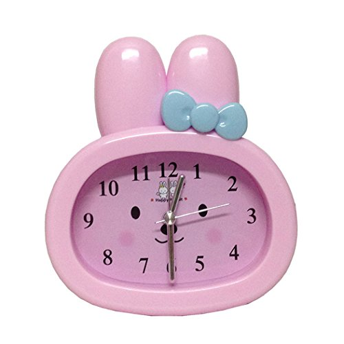 S.W.H Cute Creative Table Alarm Clock Girls Kids Student for sale  Delivered anywhere in UK