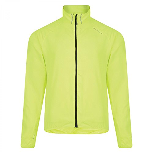 Dare 2b - Veste Coupe-Vent Fired Up pour Homme S Giallo - Fluro Yellow