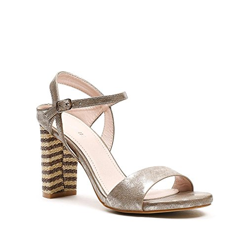 Ideal Shoes ,  Sandali donna Bronzo