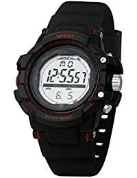 Zeit black digital watch for Mens and boys