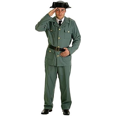 Llopis  - Disfraz adulto guardia civil hombre