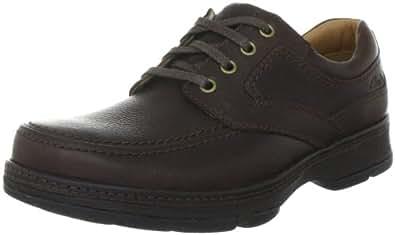 Clarks Star Stride 203256208060, Chaussures basses homme - Marron-TR-E1-133, 39.5 EU