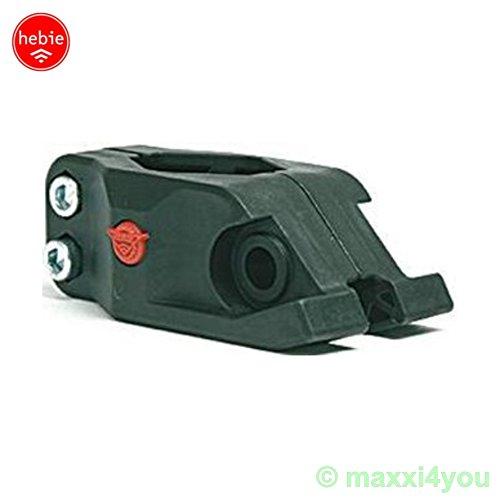 W01250209 Hebie Fahrrad Adapter für Kugelkupplung F1 Fahrrad Anhängerküpplung