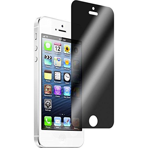 2 x Apple iPhone 5 / 5s / SE Pellicola Protettiva Vetro Temperato Confidenziale - PhoneNatic Pellicole Protettive