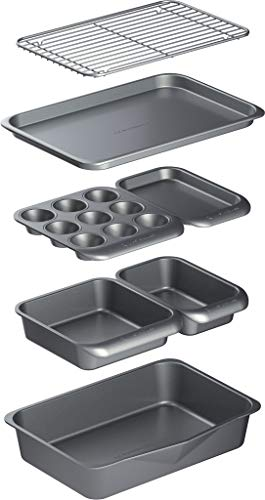 Articles Pour Le Four Self-Conscious Masterclass Smart Ceramic 24 X 22cm Heavy-duty Stackable Square Baking Tin Autres