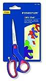 Staedtler Noris Club 96517NBK - Tijeras para niños (17 cm, mango ergonómico, acero inoxidable)