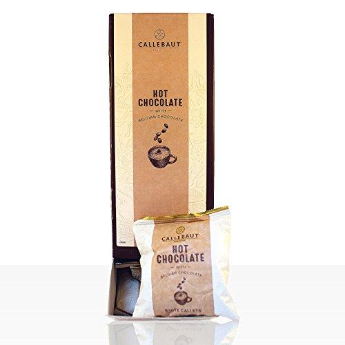 Callebaut, Hot Chocolate White Callets, 25x35g