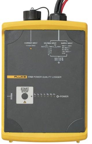 Fluke 1743 Power Quality Logger, dreiphasig - Fluke Power Meter