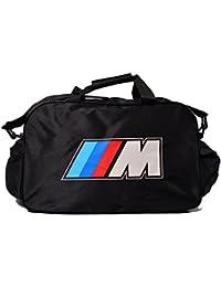 BMW M Logo bolsa de viaje bolsa bolso de deporte gimnasio 01f7767b061
