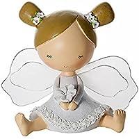 Hucha en forma de hada, regalo perfecto para bebés y niñas