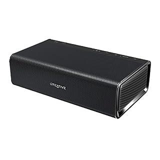 Creative Sound Blaster ROAR Classic Lite - Tragbarer Bluetooth-Lautsprecher (NFC-Funktion, 5 Treiber, integrierter Subwoofer) schwarz (B06XGL7LDZ) | Amazon price tracker / tracking, Amazon price history charts, Amazon price watches, Amazon price drop alerts