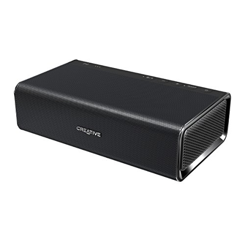 Creative Sound Blaster Roar Classic Lite (Portable NFC Bluetooth Wireless Speaker. 5 Drivers, Built-in Subwoofer)