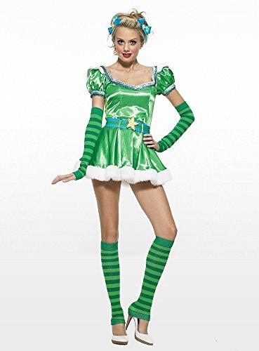 Leg Avenue Elfen Kostüm - Leg Avenue - Sternen Fee Kostüm - L - 83414