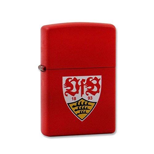 Original Zippo Feuerzeug »VfB Stuttgart« rot