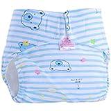 Tefamore Pañales Bebé de Infantiles Reutilizables Pantalones de Entrenamiento de Algodón Lindo