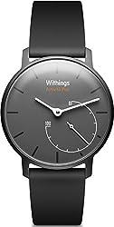 Découvrez la Withings Activité Pop ! Withings Activité Pop, c'est une montre ... et bien plus encore ! En plus de vous donner l'heure, elle vous indique grâce à un second cadran analogique votre niveau d'activité en temps réel. L'Activité Pop se sync...